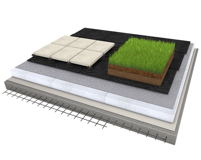 Isolation toiture avec le PSE, isolant naturel, isolation ...