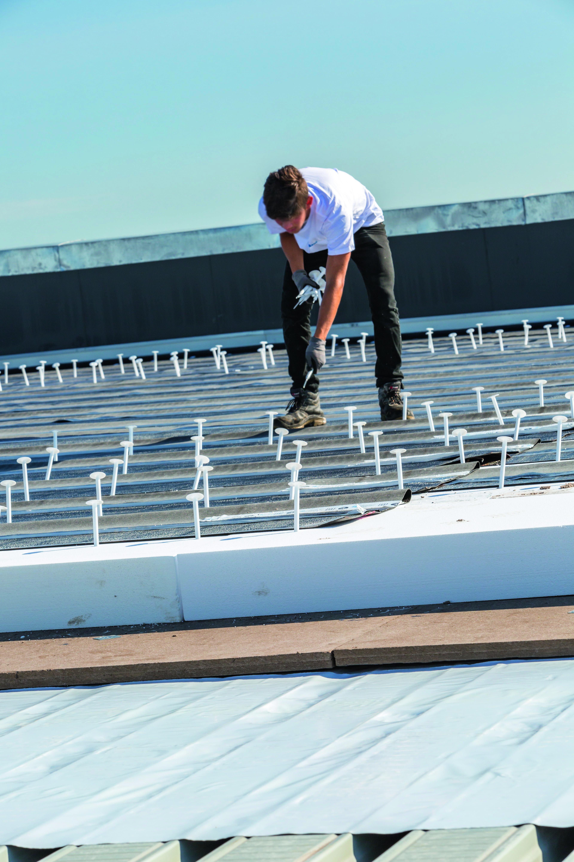 Isolation toiture PSE