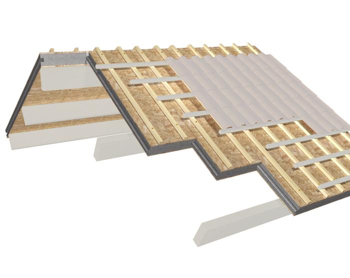 panneaux sandwichs contre latt s supports de couverture afipeb. Black Bedroom Furniture Sets. Home Design Ideas